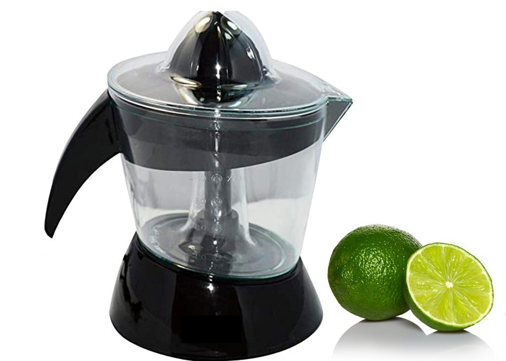how to juice a key lime with juicer