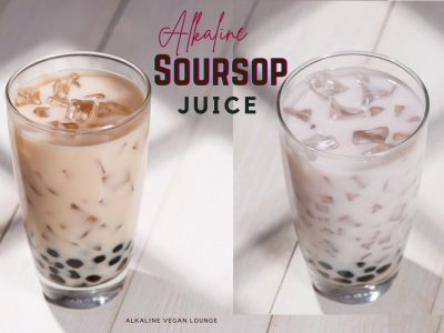 anti cancer recipes with soursop