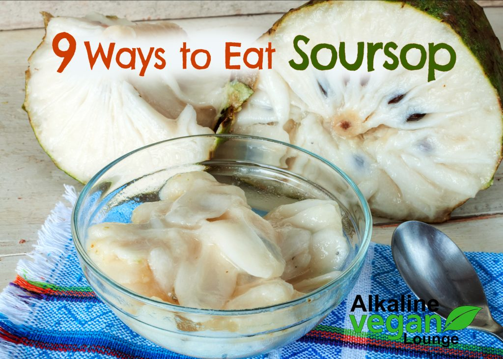How to use a soursop