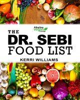 Dr. Sebi Food List cover 7