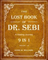 Dr. Sebi Lost Book Cover PB 2