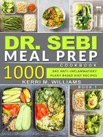 Dr. Sebi Meal Prep cover 10C2