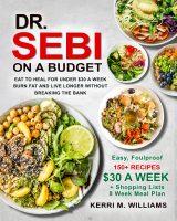Dr. Sebi On A Budget Cover B